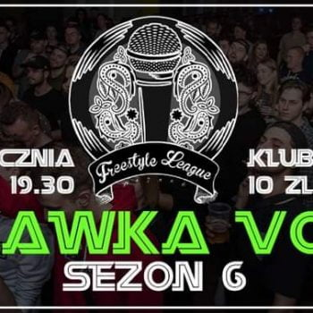 Ustawka vol. 5 - Poznań Freestyle League!