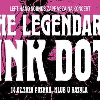 The Legendary Pink Dots - 14 II 2020