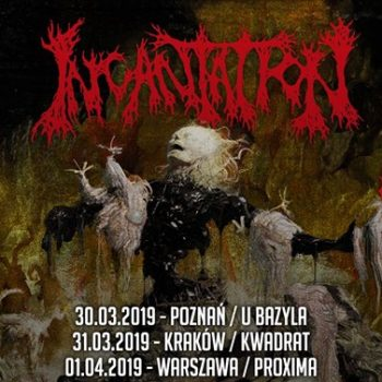 Incantation + Defeated Sanity