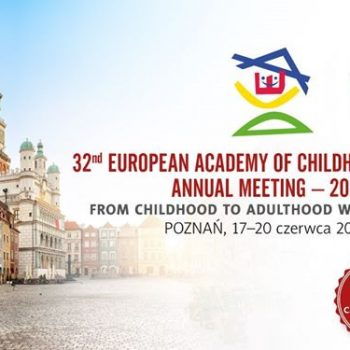32nd European Academy of Childhood Disability Annual Meeting
