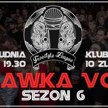 Ustawka vol. 4 - Poznań Freestyle League!
