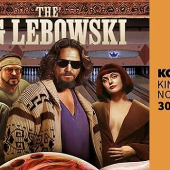 "Kino Plenerowe KontenerART ""The Big Lebowski"" 30.05"