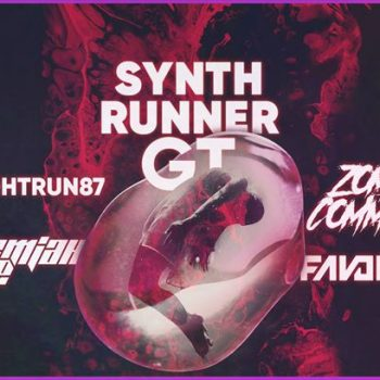 Synth Runner GT (synth/electro/dark/retro wave) / Poznań /+after
