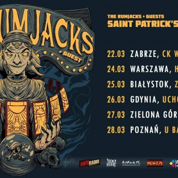 The Rumjacks + The Sandals | Poznań