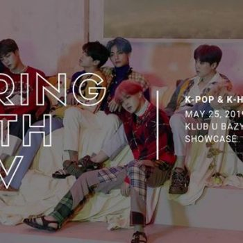 Spring With Luv Kpop Party in Poznań