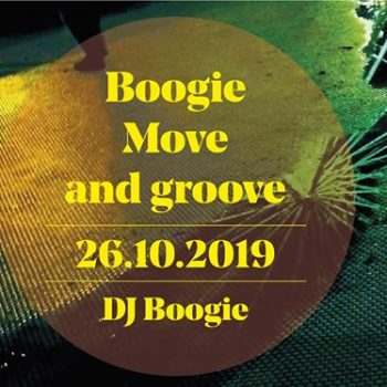 Move and Groove - Dj Boogie