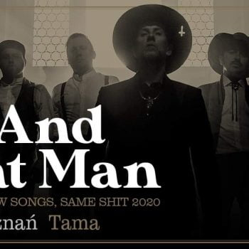 Postponed: Me And That Man / TBA / Tama