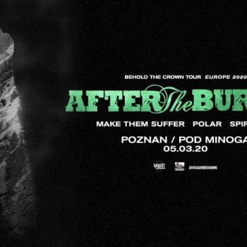 After The Burial + MTS