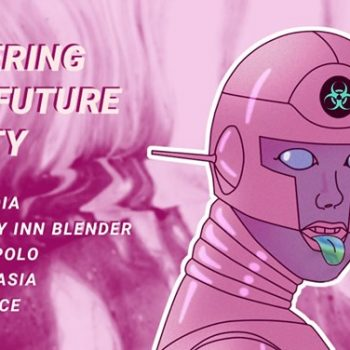 Queering the Future Party | Bromance x Pawilon x Dom Technika
