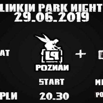 Linkin Park Night Poznań