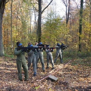 Airsoftowe Ferie