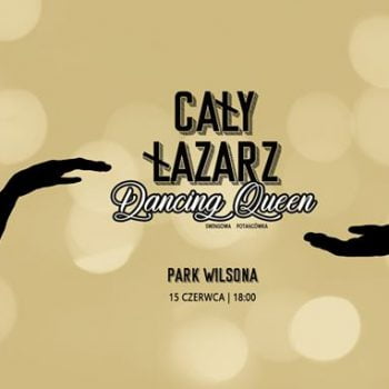 Cały Łazarz Dancing Queen!