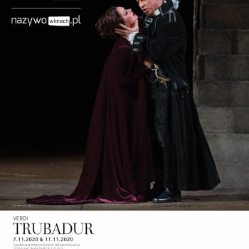 THE MET OPERA 2020: Trubadur